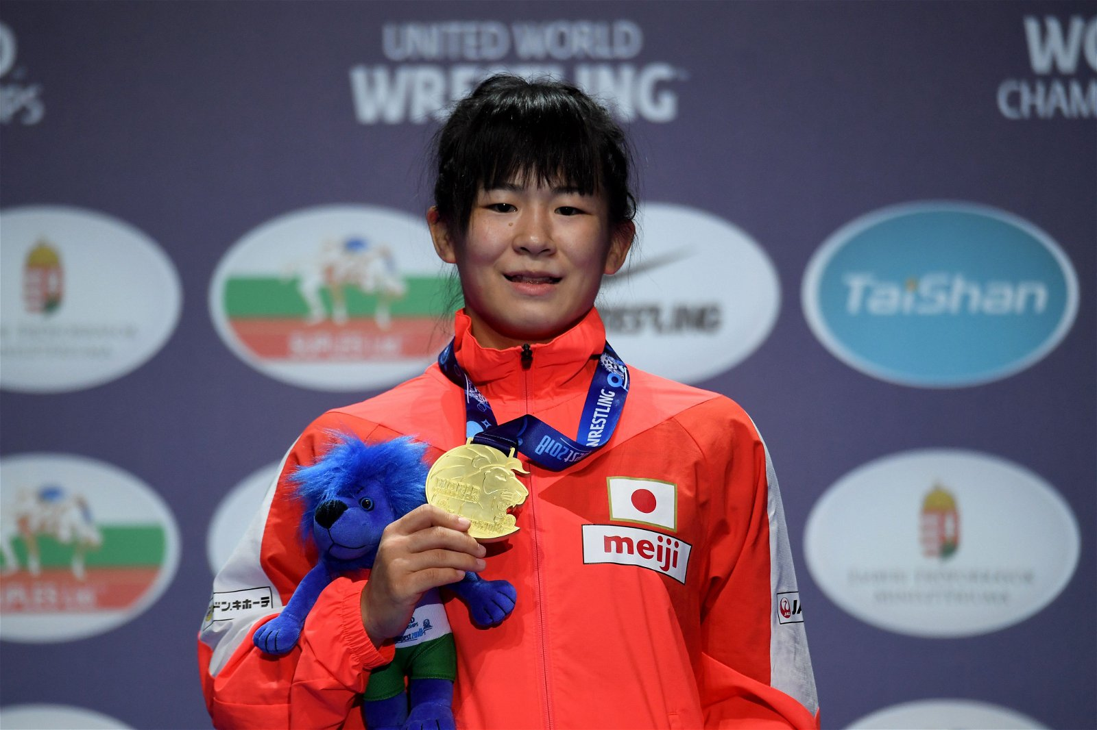 Japan has proved to be the dominant nation in women's wrestling ©Getty Images