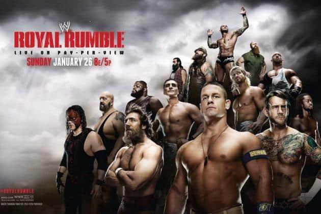 Wwe royal rumble 2014 full show